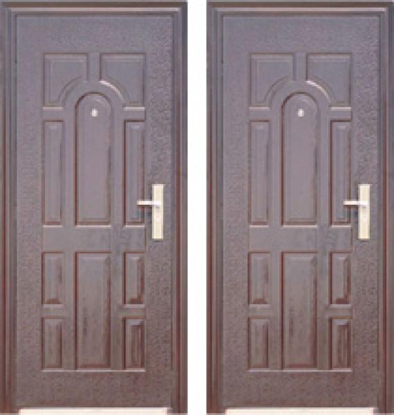 входные двери металлические эмаль