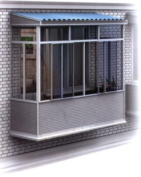 Остекление балконов,окон,лоджий в щёкино..