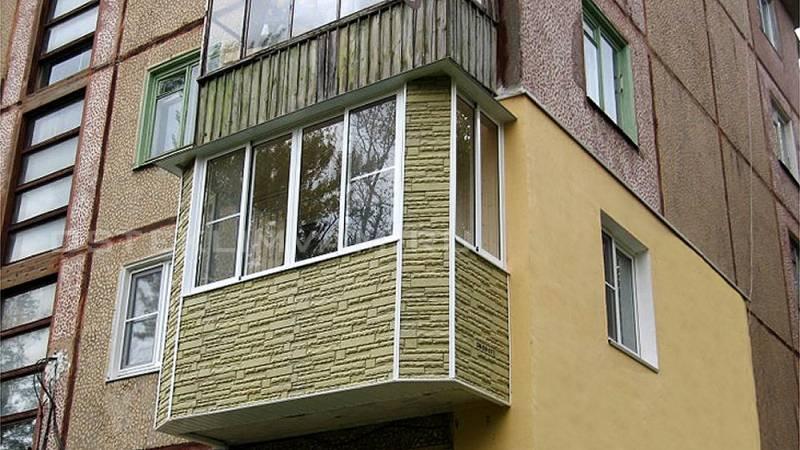 Moscow: остекление балконов под ключ, остекление лоджий цена.